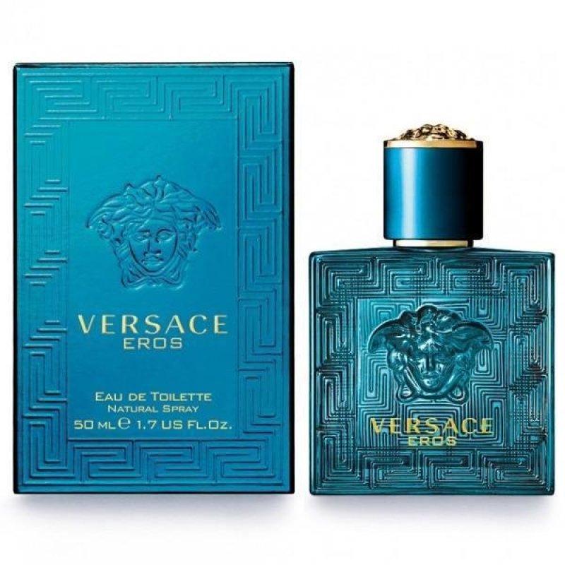 Nước hoa nam Versace Eros Eau De Toilette 50ml