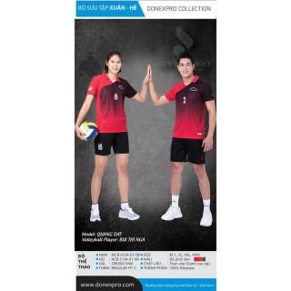 Bộ quân áo bóng chuyền Donex 6134-5134 thumbnail
