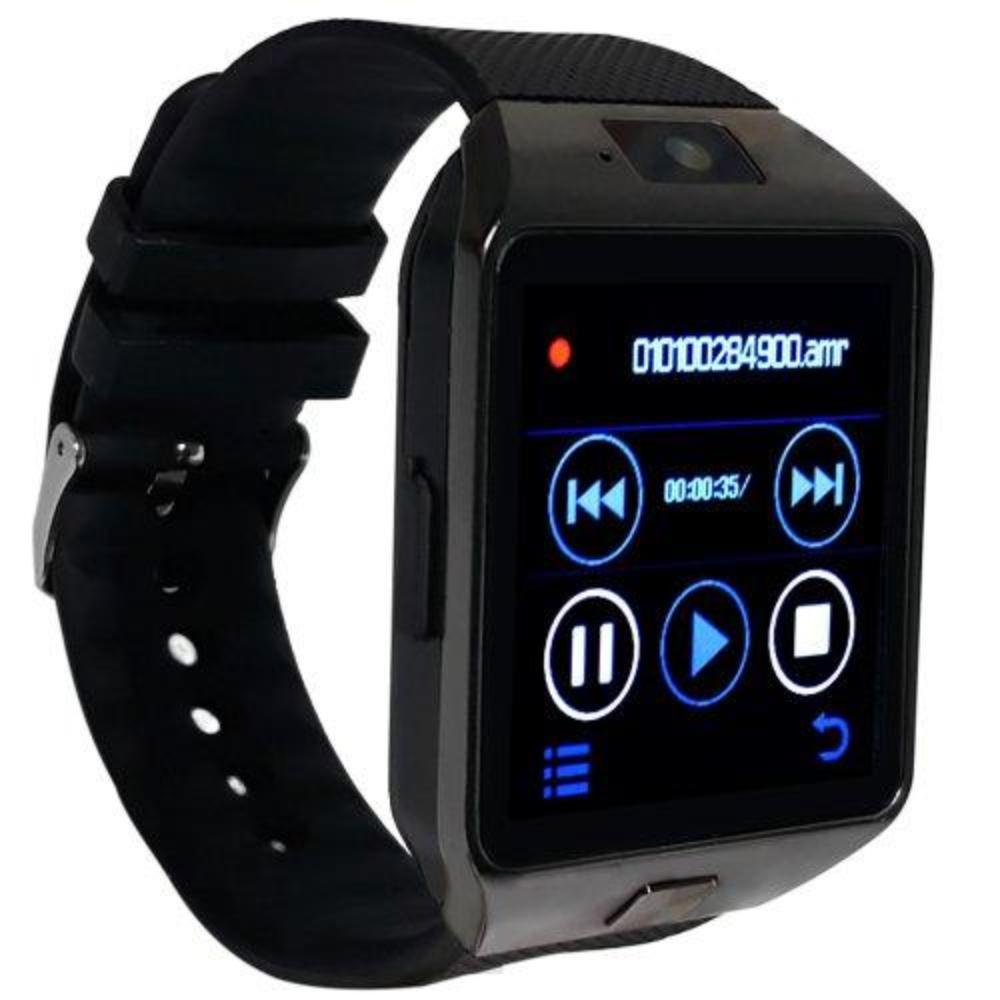 Đồng hồ thông minh SMARTWATCH giá rẻ DZ09 - BẠC.8