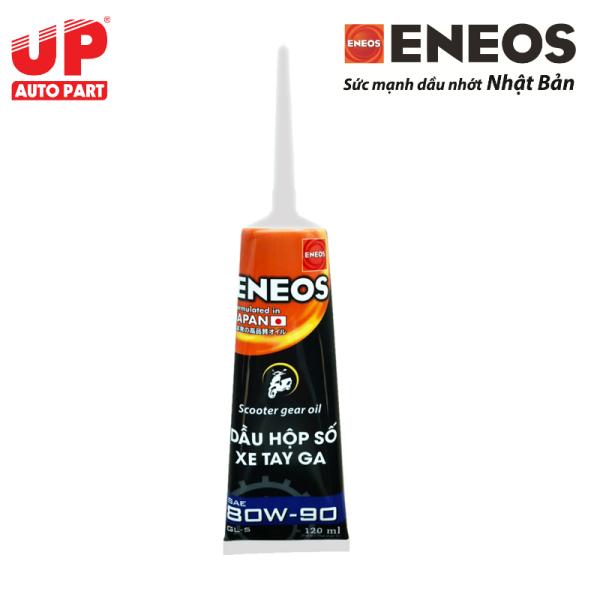 Dầu láp, dầu hộp số truyền động ENEOS xe ga GL5-80W90 (Chai 0,12 lít)