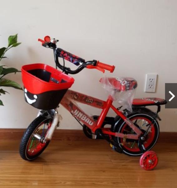 Mua Xe đạp trẻ em 12 inch- Jinbao