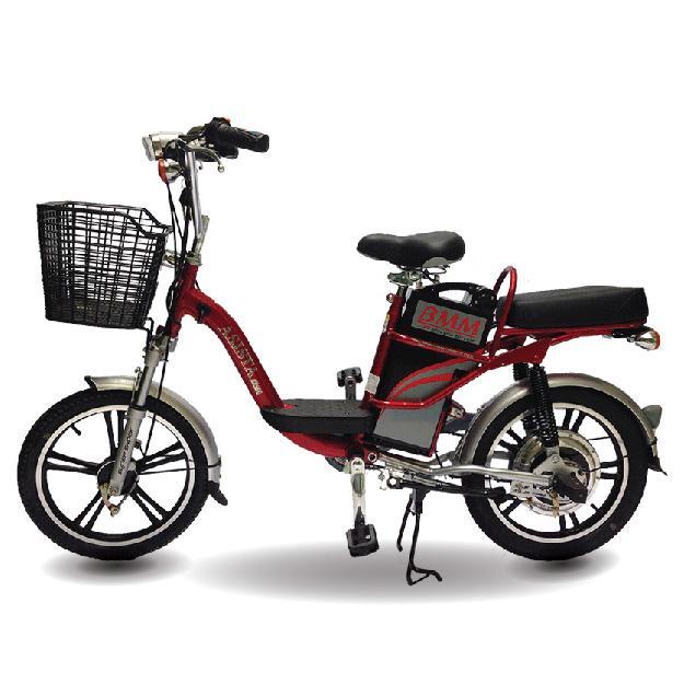 Xe đạp điện Asista Bmm PS 18inch