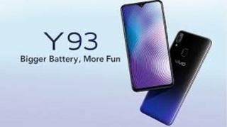 điện thoại Vivo Y93 2sim ram 4G 128G mới Chính Hãng - bảo hàng 12 tháng thumbnail