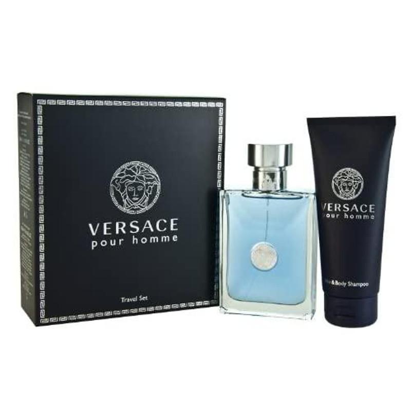 bộ quà tặng Versace Pour Homme Men Gift Set
