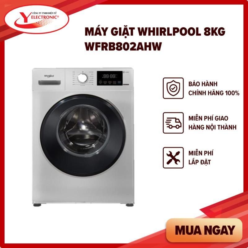 Bảng giá Máy Giặt WHIRLPOOL 8Kg WFRB802AHW Điện máy Pico