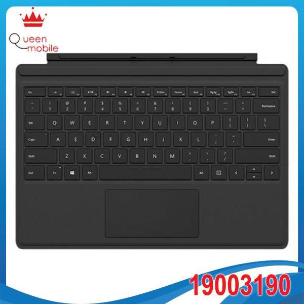 [HCM][TRẢ GÓP 0%] Bàn phím Microsoft Surface Type Cover Black