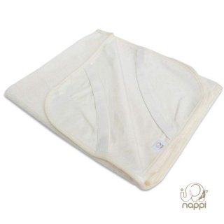 Tấm lót chống thấm Nappi 55 80cm - Miếng lót trải giường cho trẻ sơ sinh chống thấm cao cấp Thái Lan VTP Mẹ và bé TX016 thumbnail