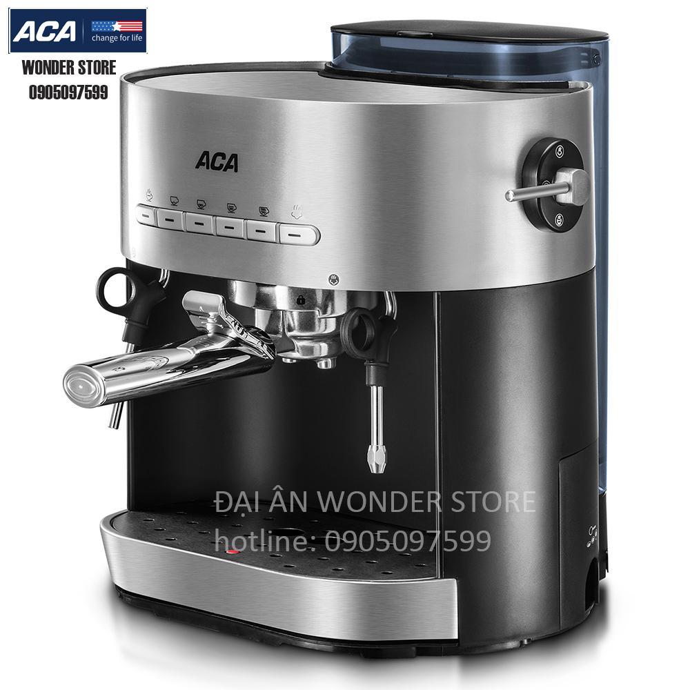 Máy pha cà phê espresso ACA E-15B tự động 15BAR