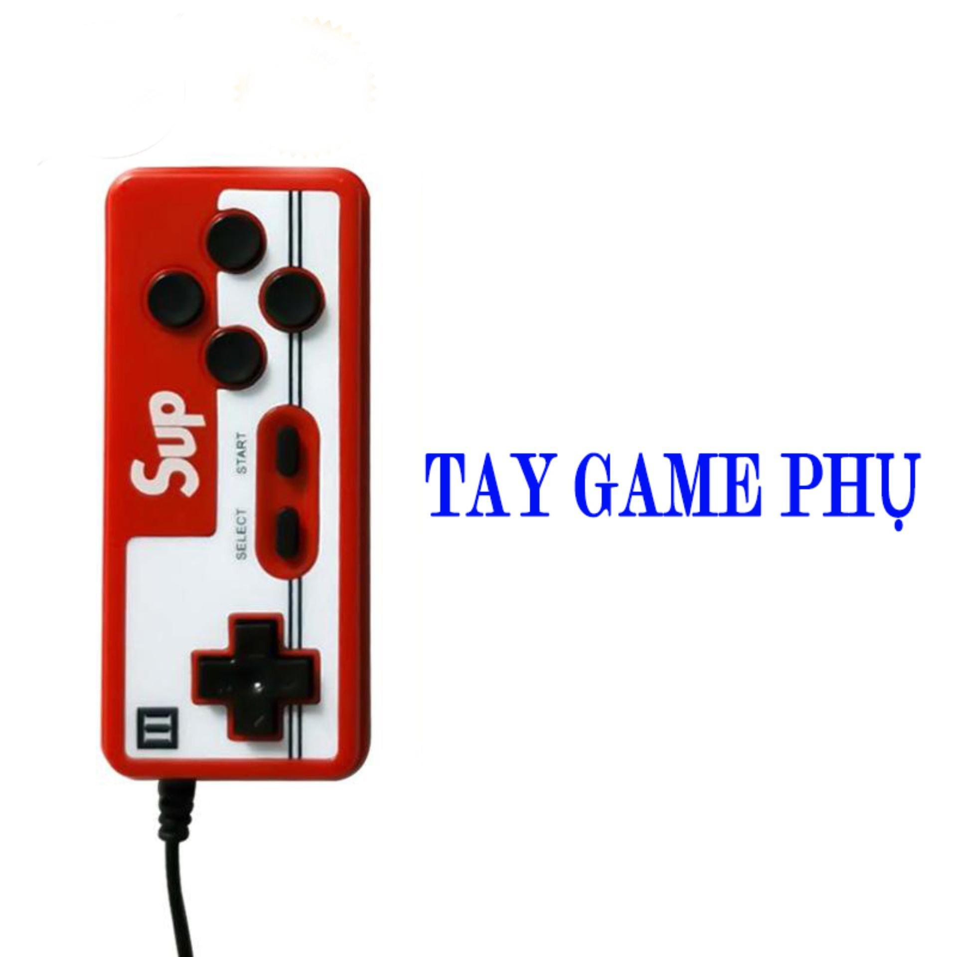 Máy Chơi Game Cầm Tay SUP MINI 400 in 1, Máy Chơi Game Sup, Máy Game Cầm Tay (Chưa bao gồm pin sạc và cáp sạc) (Màu Ngẫu Nhiên)
