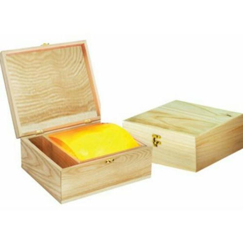 Hộp đèn đá muối Himalaya mặt cong massage chân nhập khẩu trực tiếp
