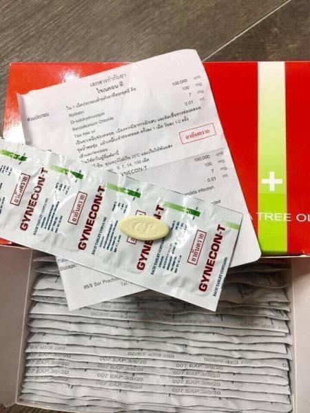 gynecon trà xanh Thái lan- HÀNG XÁCH TAY giá rẻ