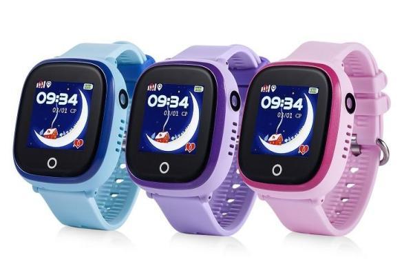 Đồng hồ định vị trẻ em Wonlex GW400X - Chống nước, có camera, nghe gọi 2 chiều