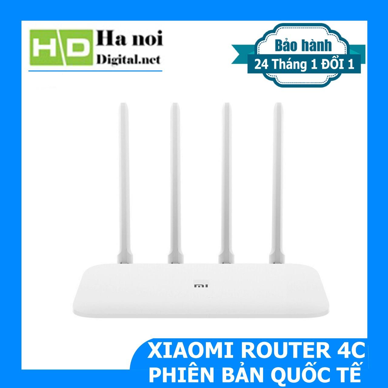 Bộ Phát Wifi Xiaomi Router 4C Bản Quốc Tế Bảo Hành 2 Năm Có Giá Cực Tốt