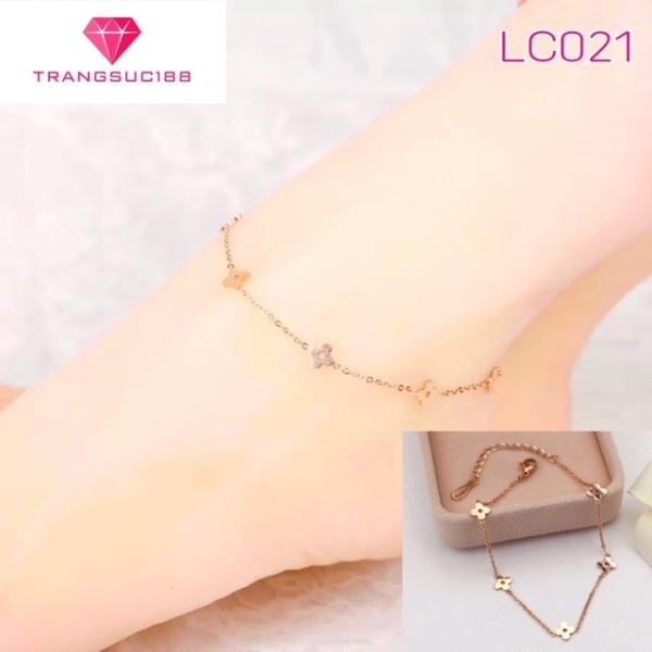 Lắc chân titan LC021