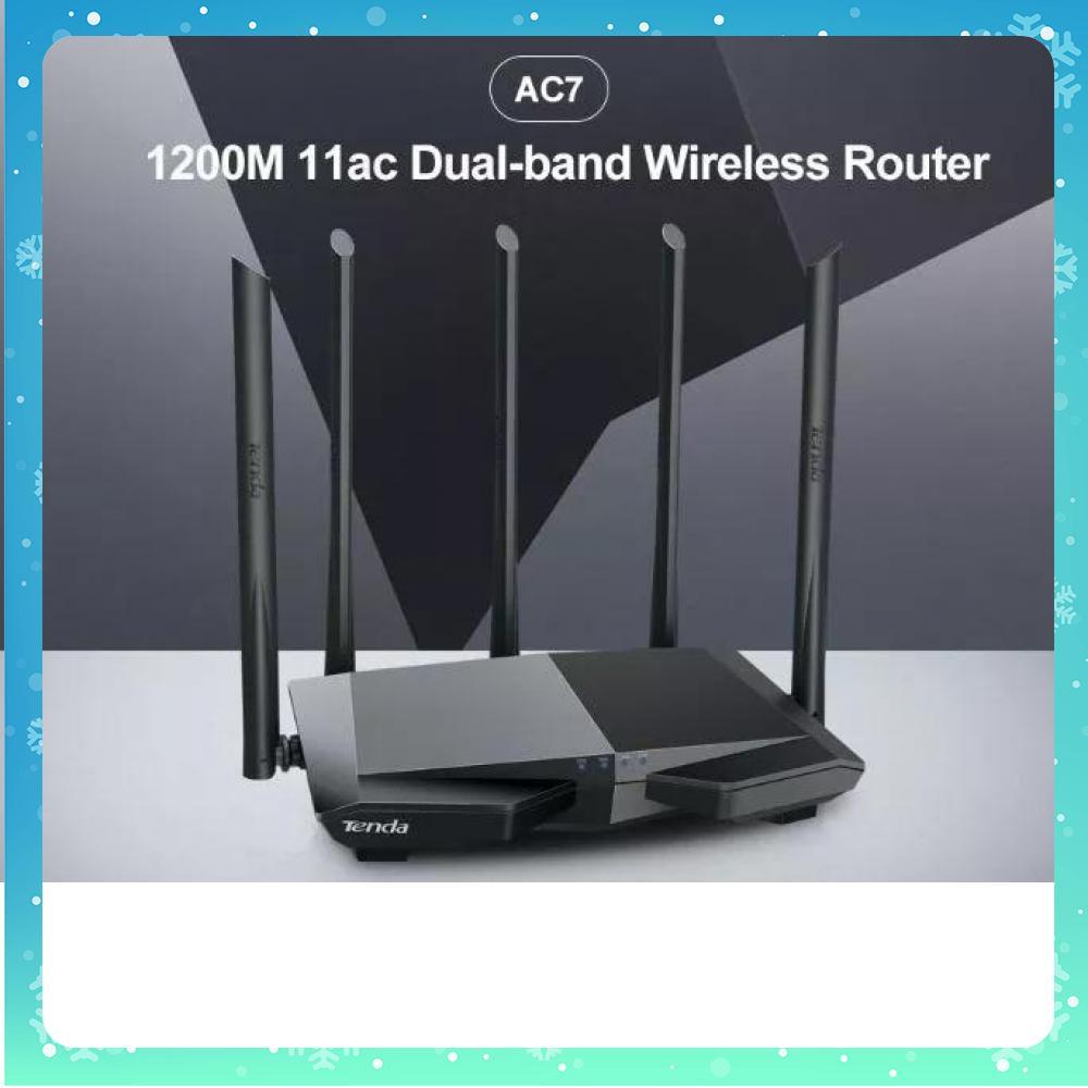 Giá Bộ phát Wifi Tenda AC7 - 1200M (BH 12 tháng)