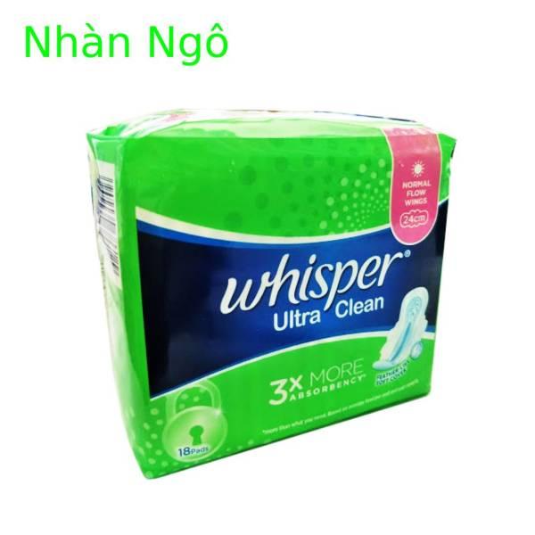 Băng vệ sinh siêu mỏng cánh 18 miếnng giá rẻ