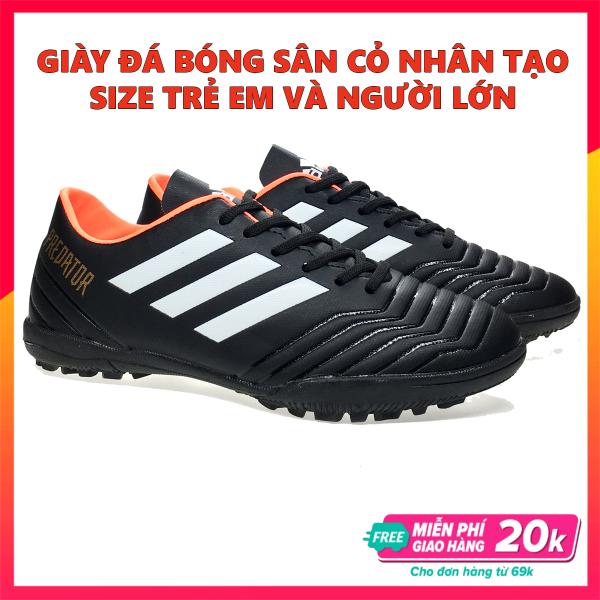 Giày đá bóng sân cỏ nhân tạo , giày đá banh nam , chất bền kiểu dáng ôm êm và ôm chân