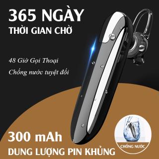 [PHIÊN BẢN 2020] Tai nghe bluetooth, tai nghe nhét tai không dây X8 Chống nước, Pin 300mAh, Đàm thoại 48h, Nghe nhạc 36h - Hỗ trợ điện thoại iOs & Android - Tai nghe khong day X8,tai nghe bluetooth khong day - Tonoto Store thumbnail