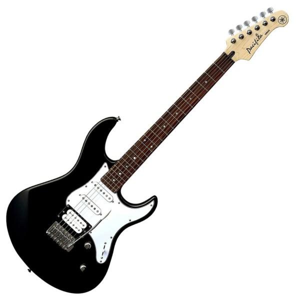 Guitar Điện, Guitar Electric Yamaha Pacifica PCA012BL ( Màu Đen ) - Yamaha bảo hành 12 thán - Phân phối Sol.G