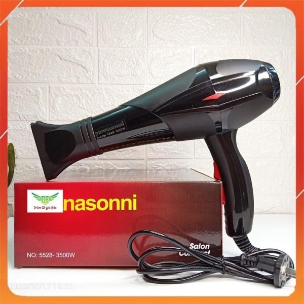 Máy Sấy Tóc, Tạo Kiểu Tóc 2 Chiều Panasoni 3500W (Loại Tốt, Đèn Nano) HP Electrical giá rẻ