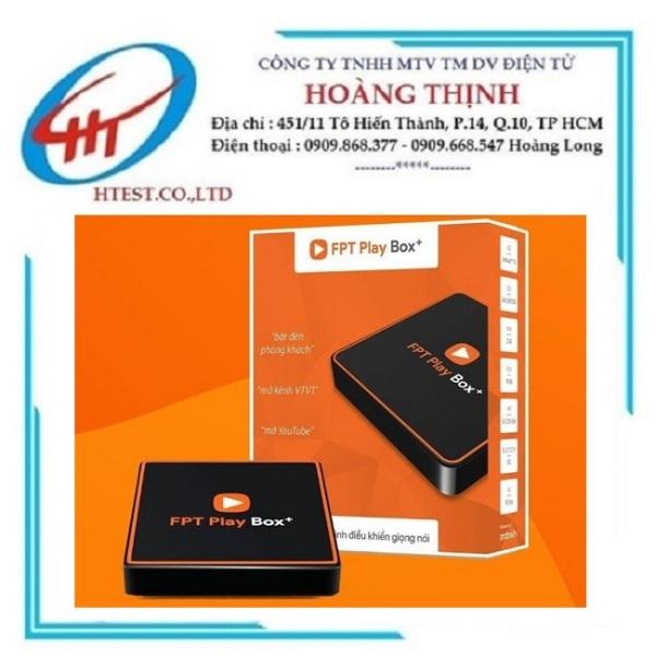 FPT PLAY BOX 2020 TẶNG ngay chuột không dây NETBOX HT68