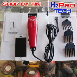 Tông đơ cắt tóc cắm điện philips 308 ( tăng thêm 3 cữ tông đơ ) thumbnail