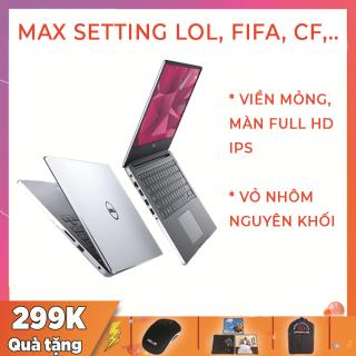 Dell Inspiron 7460 Dòng Văn Phòng Giá Rẻ, i5-7200U, VGA NVIDIA 940MX-2G, Màn 14 Full HD IPS, Laptop Mỏng Nhẹ thumbnail