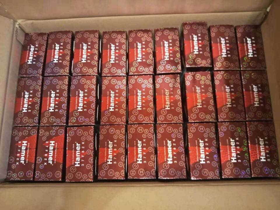 Kẹo sâm Hamer 30 viên hàng mới nhất nhập khẩu