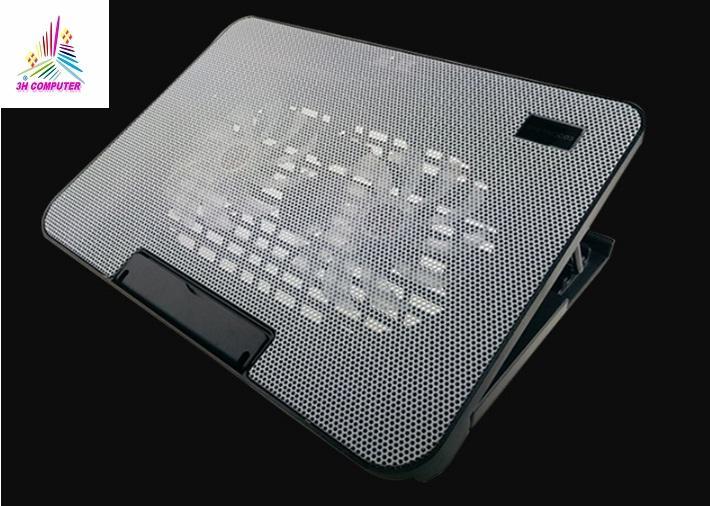 Đế tản nhiệt laptop nâng lên hạ xuống N99 Cho laptop Dùng cho tất cả các dòng  laptop từ 14 151617 in