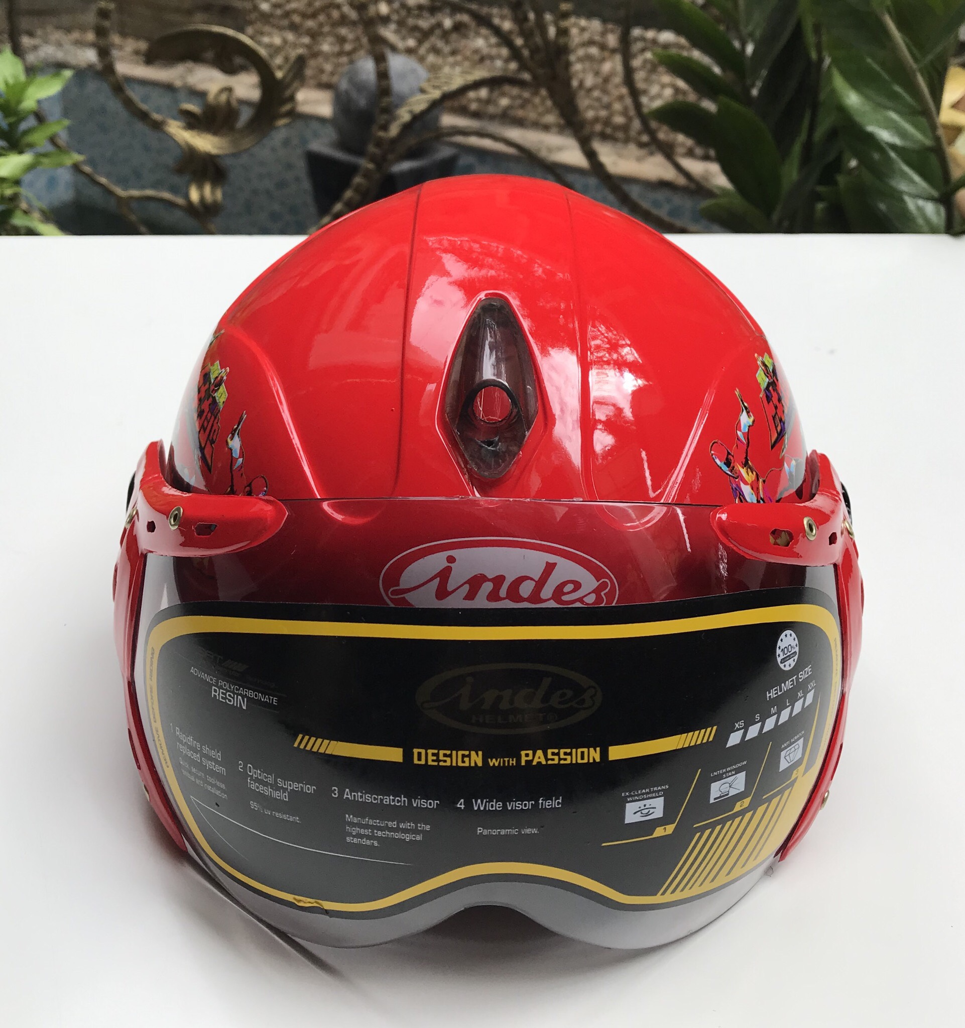 Giá bán Nón bảo hiểm trẻ em 4+, 8+  tuổi CÓ KÍNH bảo vệ đầu trẻ khi đi xe máy nhẹ, cứng cáp, hàng TỐT,  TP.HCM
