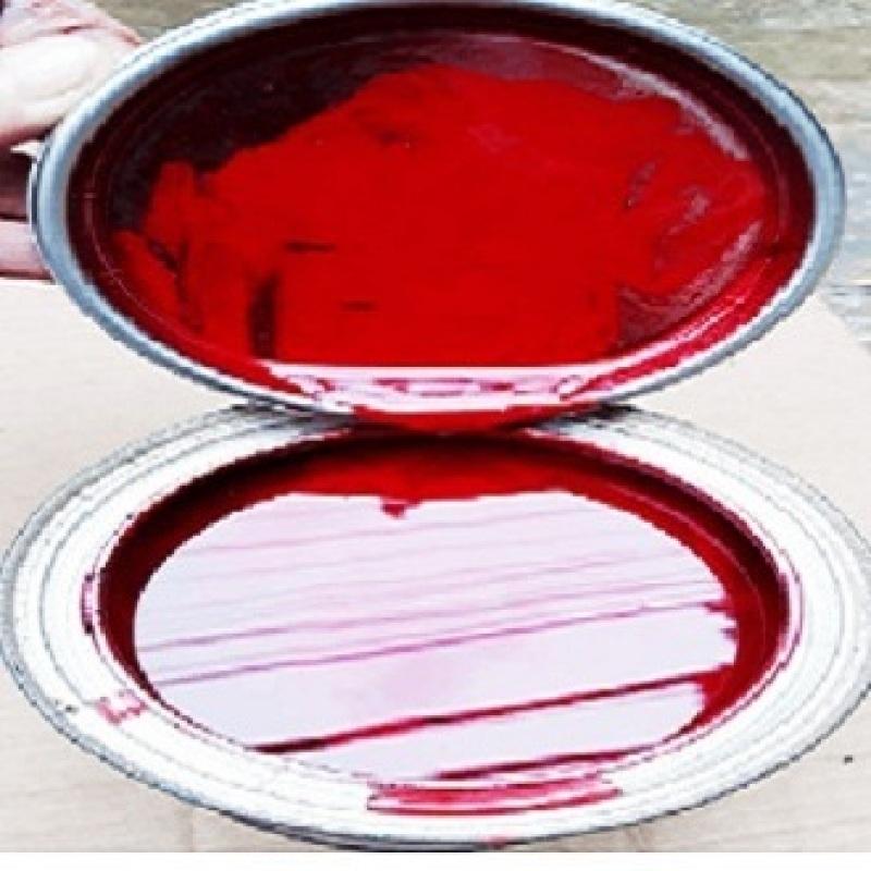 1 lạng màu đỏ tươi xe SCR