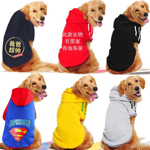 Áo nỉ, áo adidog dành cho chó lơn, mẫu mã đa dạng - AT10-8 (inbox chọn mẫu và size)