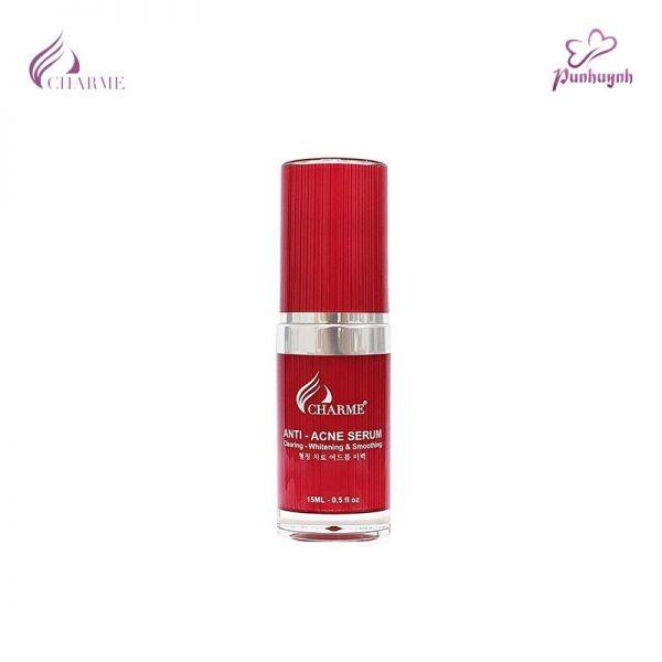 Serum Trị Mụn Charme thông đỏ Anti - Acne serum