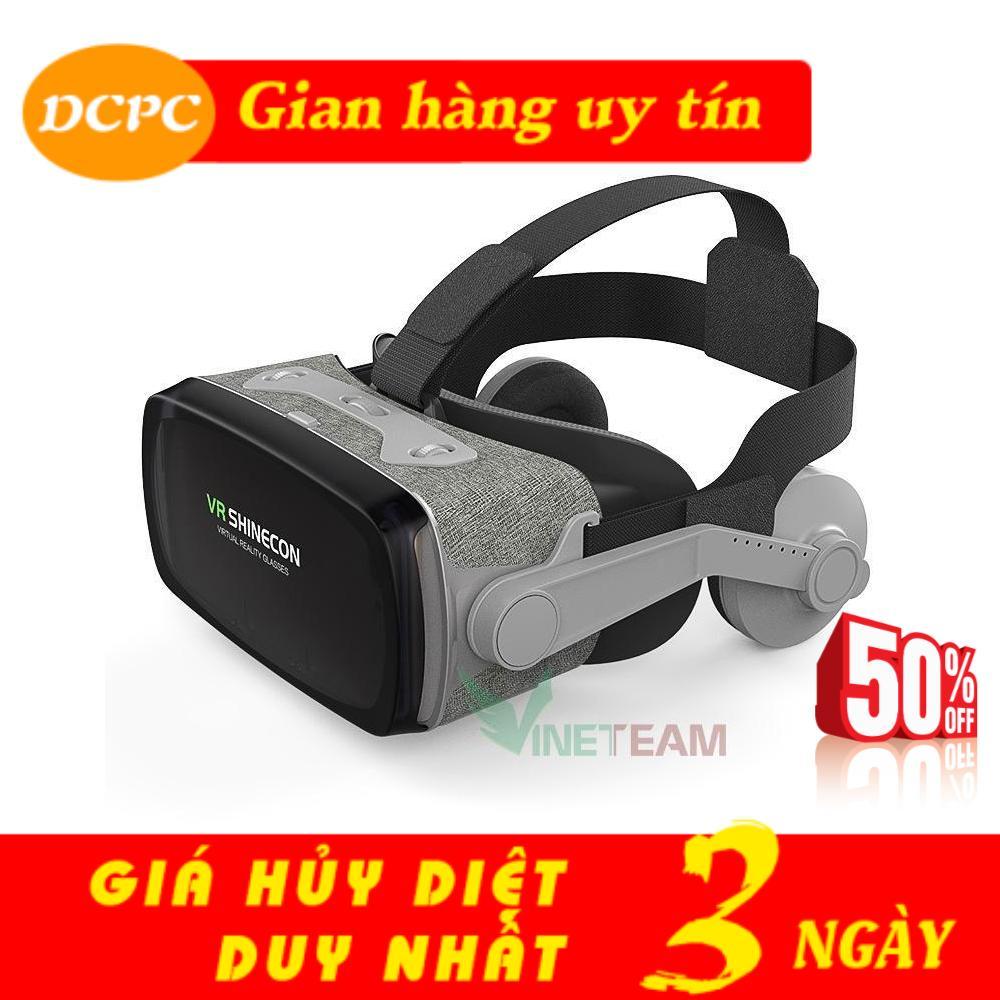 Kính Thực Tế Ảo VR Shinecon 2018 version 7 G07E Cho Điện Thoại Thông Minh 4,7 đến 6 inch