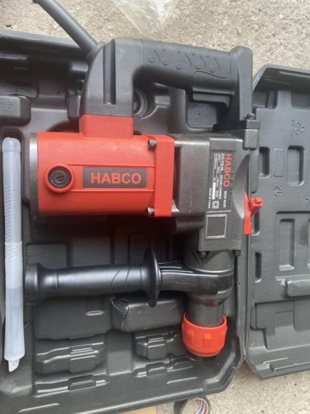 Máy khoan đục HABCO 900W
