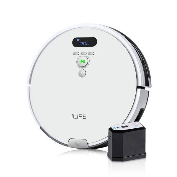 iLife V8E Robot hút bụi Nhập Nhật Chính Hãng
