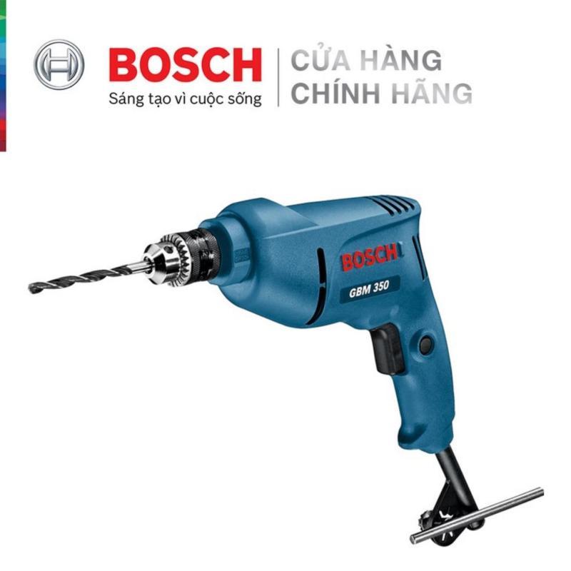 Máy khoan Bosch GBM 350 + Quà tặng áo mưa trị giá 100.000