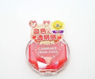 Kem Má Hồng Canmake Cream Check Nhật Bản Dạng Gel Dễ Tán Lên Màu Tự Nhiên thumbnail