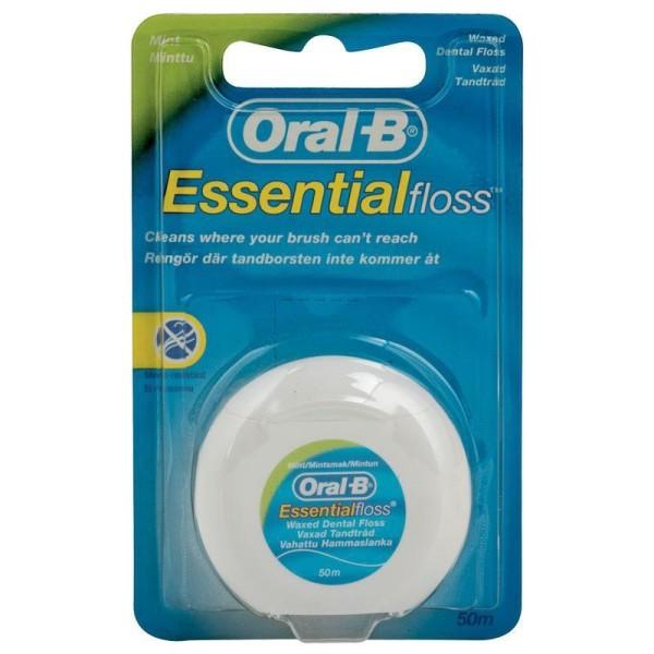 Chỉ Nha Khoa Cao Cấp Oral B Essential Floss 50m
