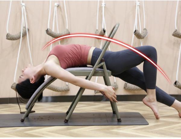 Bảng giá Ghế hỗ trợ tập yoga đa năng