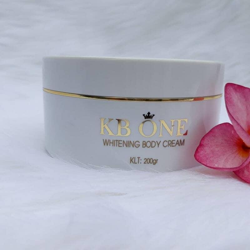 Kem Body Kbone ban ngày dưỡng trắng da toàn thân hộp 200g tốt nhất