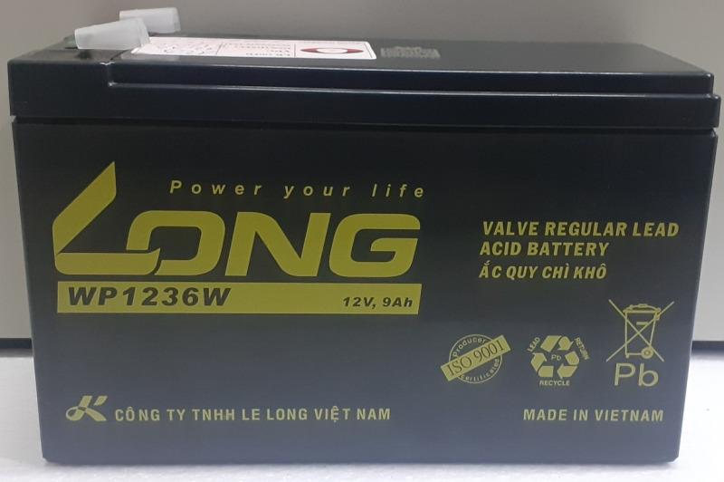 Bảng giá Bình ắc quy kín khí LONG 12V9Ah - WP1236W Phong Vũ