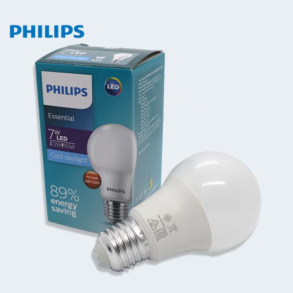 Bóng LED bulb Essential 7W Philips