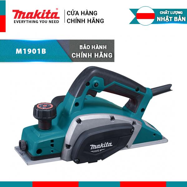 Máy bào gỗ Makita M1901B (8MM-580W)   Makita chính hãng