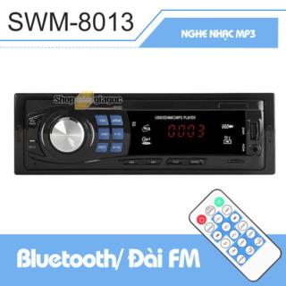 [HCM]Đầu 1 Din MP3 Bluetooth 8013 thumbnail