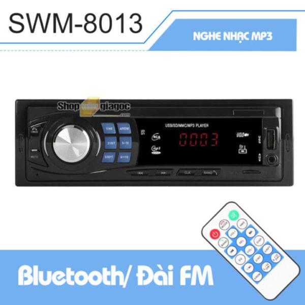 Đầu 1 Din MP3 Bluetooth 8013