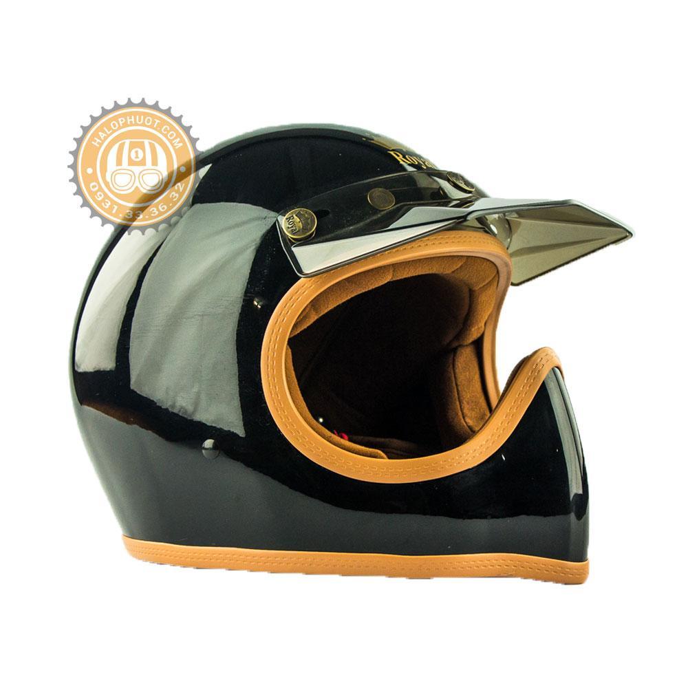 Mũ Bảo Hiểm Fullface Royal H1