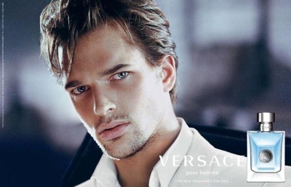 Nước hoa Nam Versace pour homme - Versace 100ml EDT ( hàng auth ) mua tại Mỹ.
