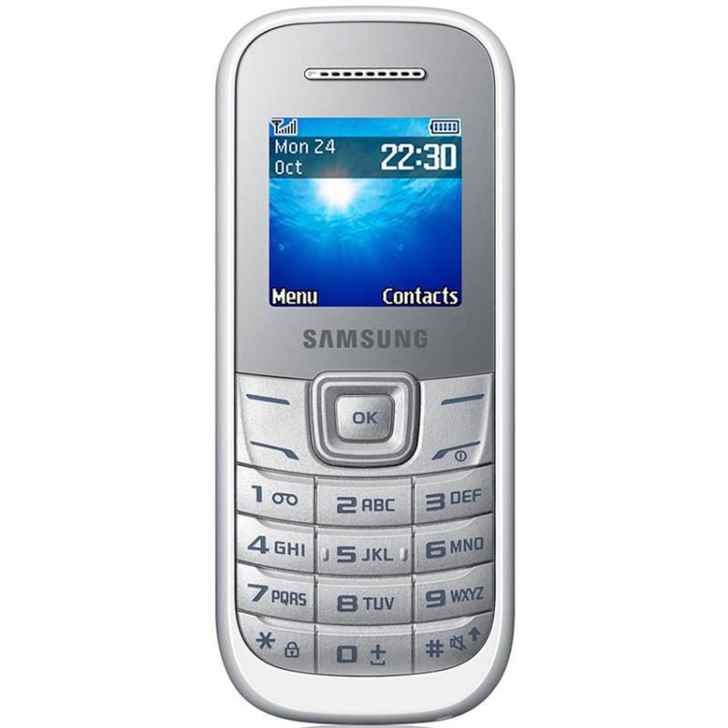 Điện thoại Samsung E1200 - Giá siêu rẻ - Hàng Công ty - Mới NGUYÊN SEAL - Bảo hành 12 tháng - Vicente Store