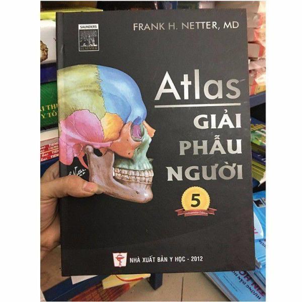 Mua Sách - Atlas giải phẫu cơ thể người